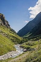 Route du Cormet de Roselend