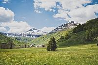 Panorama depuis Le Claux