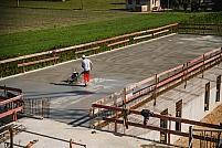 Surfacage dalle beton