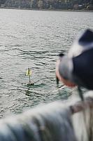 Peche sur lac